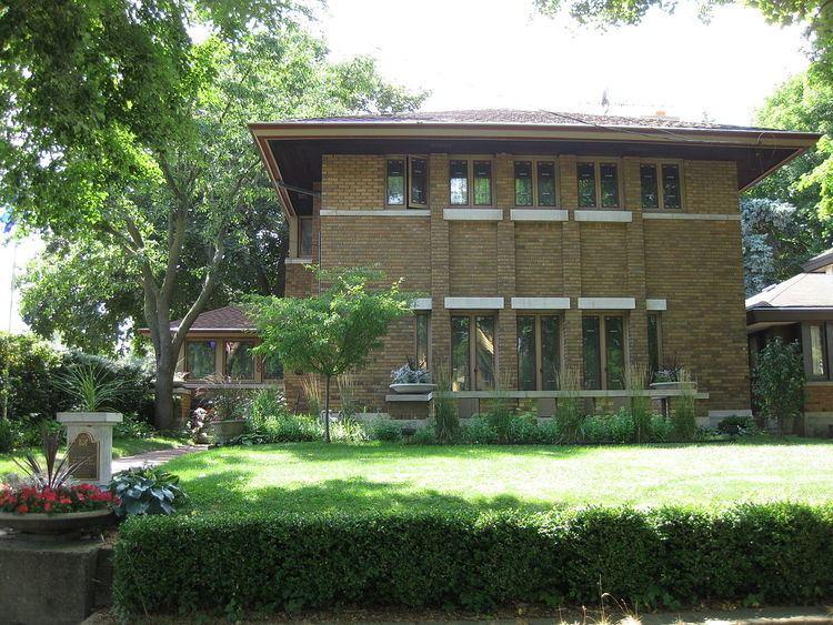 Frank and Jane Isermann House