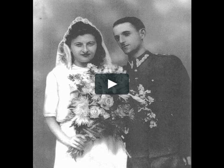 Frank Blaichman Tribute Video to Cesia and Frank Blaichman Rose and Joezl Holm