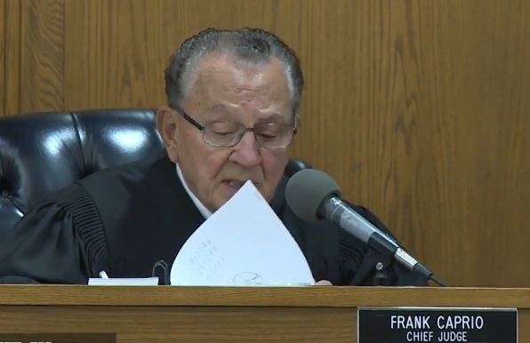 Frank Caprio (judge) Grieving Mother Excused In Court By Judge Frank Caprio