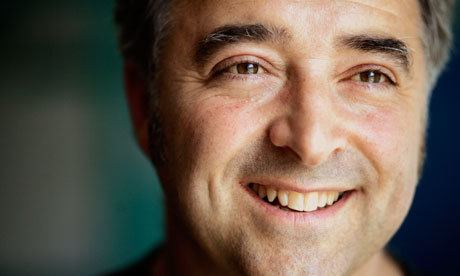 Frank Cottrell Boyce A life in writing Frank Cottrell Boyce Books The Guardian