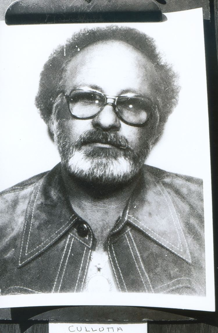 Frank Cullotta McHenry County 1981 Hole in the Wall Gang Member Frank