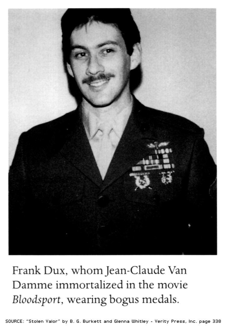 Frank Dux Auge