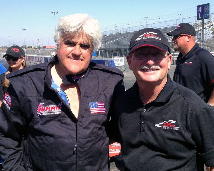 Frank Hawley First Episode Of Jay Lenos Garage With KNs Frank Hawley Erica