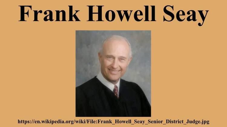 Frank Howell Seay Frank Howell Seay YouTube