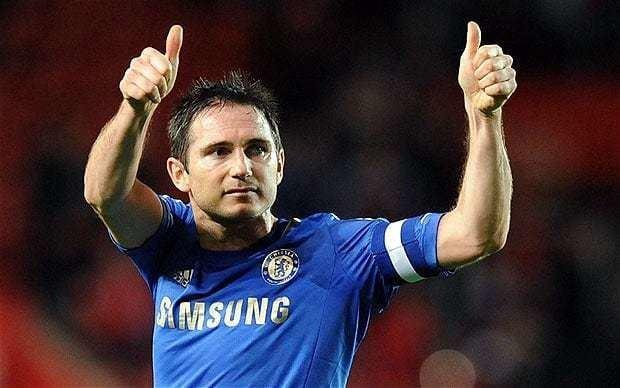 Frank Lampard Chelsea midfielder Frank Lampard to leave in summer