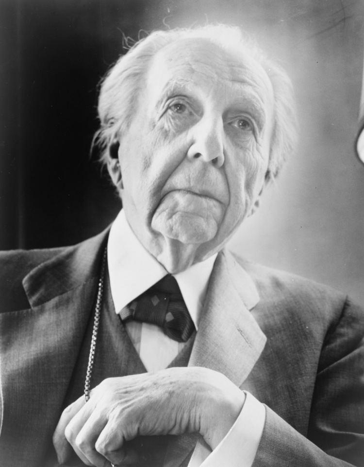 Frank Lloyd Frank Lloyd Wright Foundation