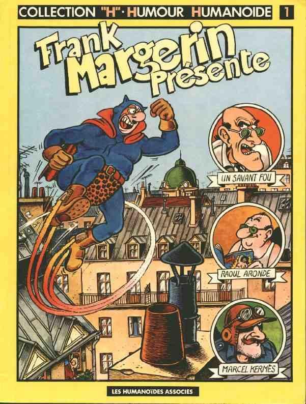 Frank Margerin Frank Margerin prsente 1