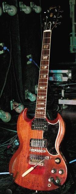 Frank Marino Frank Marino Vintage Guitar magazine