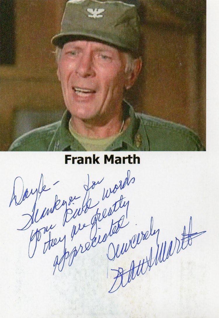 Frank Marth Frank Marth ImgMob
