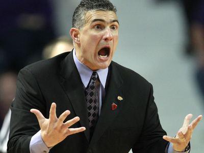 Frank Martin (basketball) South Carolina39s New Basketball Coach Admits He Used To