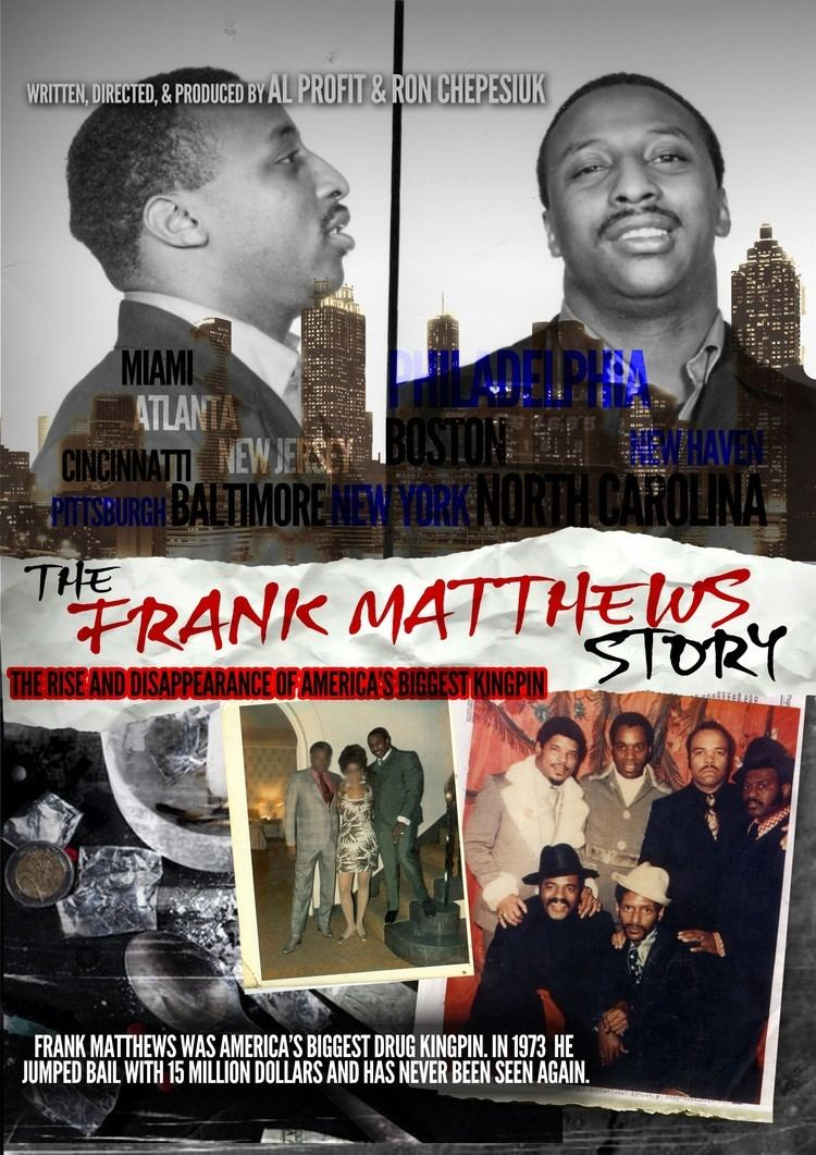 Frank Matthews (drug trafficker) New Documentary Details the Life and Times of Street
