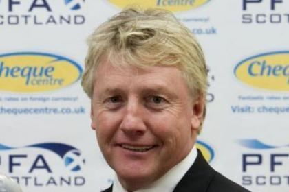 Frank McAvennie Gail39s Gab that awkward moment when I confused exCelts