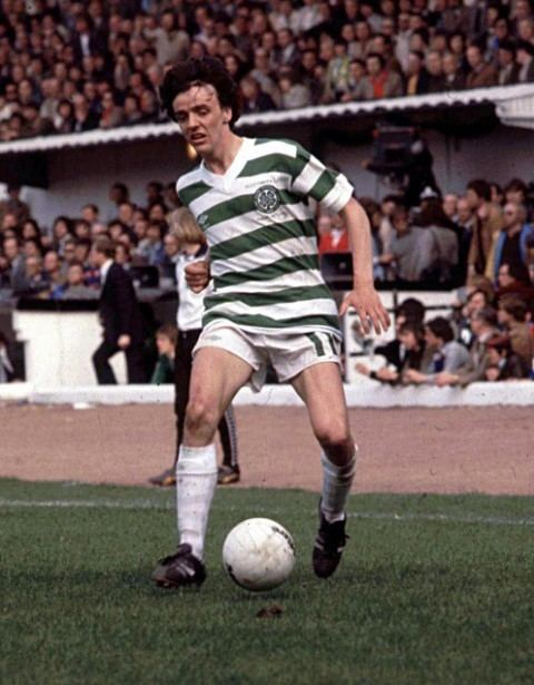 Frank McGarvey ExCeltic star Frank McGarvey When we travelled to