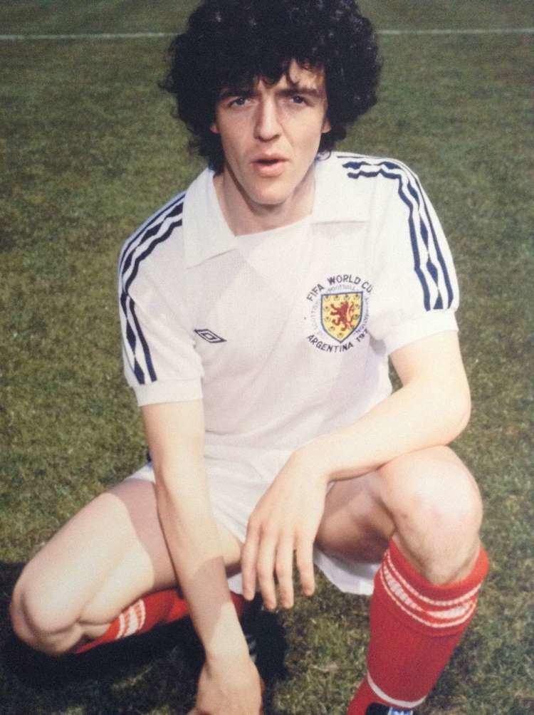 Frank McGarvey The Possible Dream A Frank McGarvey Story The Celtic Blog