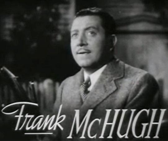 Frank McHugh Frank McHugh Wikipedia