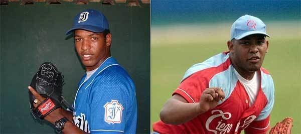 Frank Montieth Frank Montieth y Vladimir Garcia Photo baseballdecubacom Havana