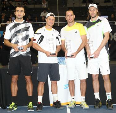 Frank Moser (tennis) FORMER RAM FRANK MOSER TAKES HOME SAP OPEN DOUBLES TITLE VCU