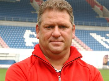 Frank Pagelsdorf Cheftrainer Frank Pagelsdorf im Kreuzverhr Pagelsdorf