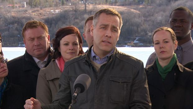 Frank Quennell Cam Broten was right to fire me NDP campaign manager Frank Quennell