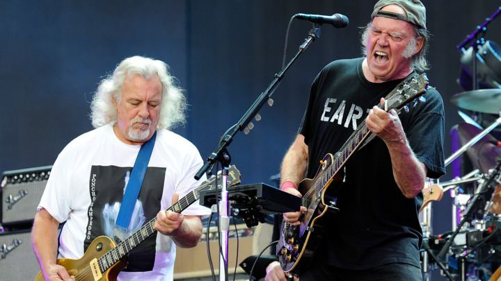 Frank Sampedro Neil Young Guitarist Poncho Sampedro Wants a Crazy Horse