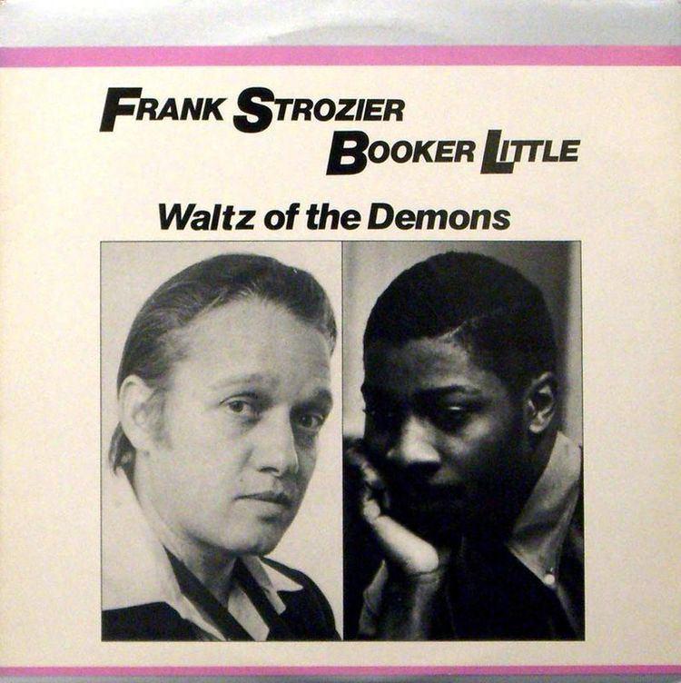 Frank Strozier Frank Strozier 1937 Cover Jazz