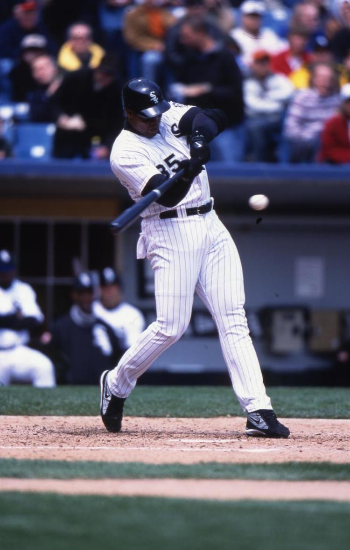 Frank Thomas (designated hitter) Thomas Frank Baseball Hall of Fame