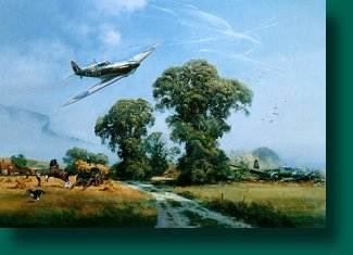 Frank Wootton (artist) 50 Years of Aviation Art by Frank Wootton
