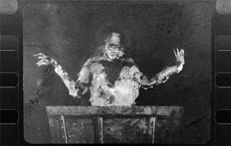 Frankenstein (1910 film) Frankenstein Penetrating the Secrets of Nature Transformation of a