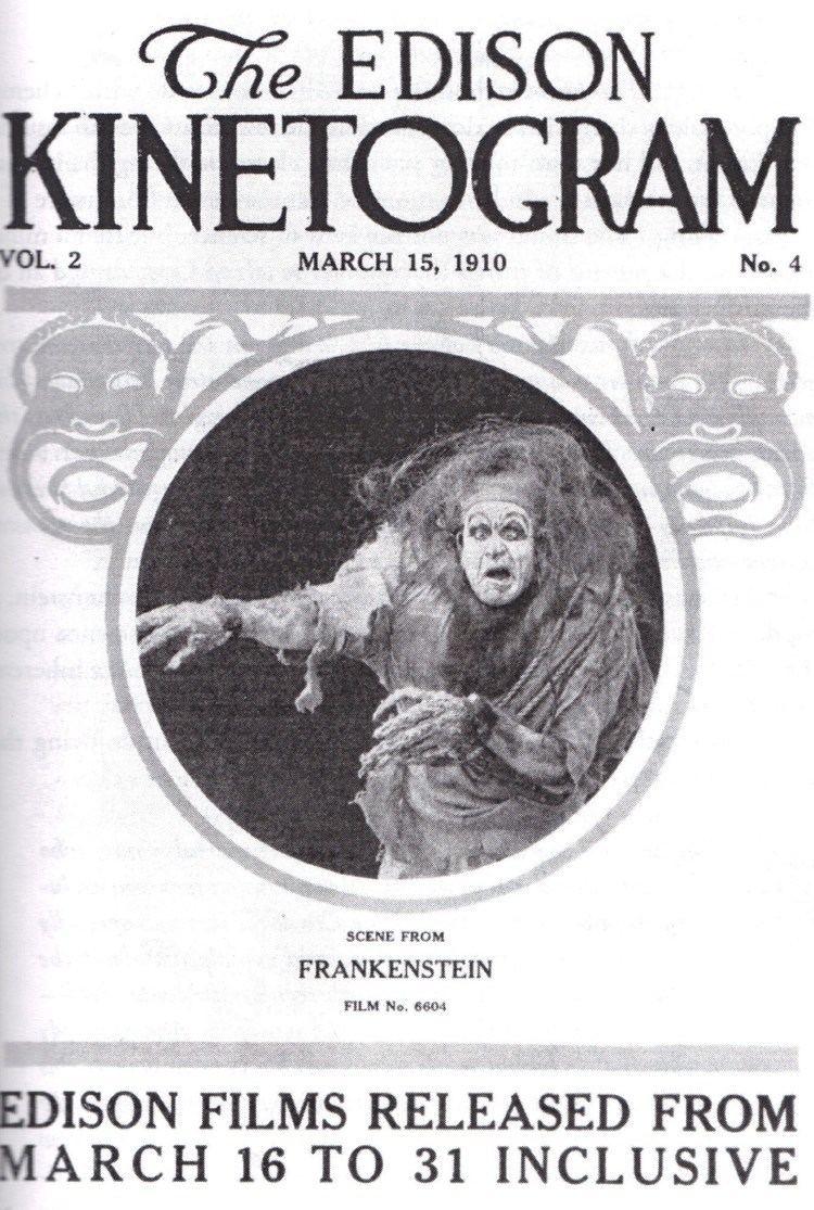Frankenstein (1910 film) Frankenstein 1910Frightcom review
