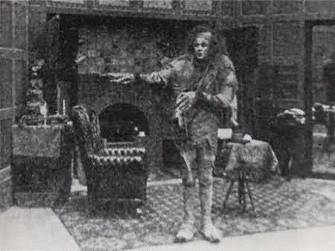 Frankenstein (1910 film) FRANKENSTEIN 1910 Edison Production HD YouTube