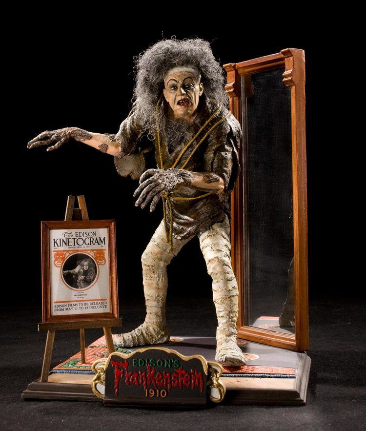 Frankenstein (1910 film) Edisons Frankenstein 1910 The Doctors Model Mansion