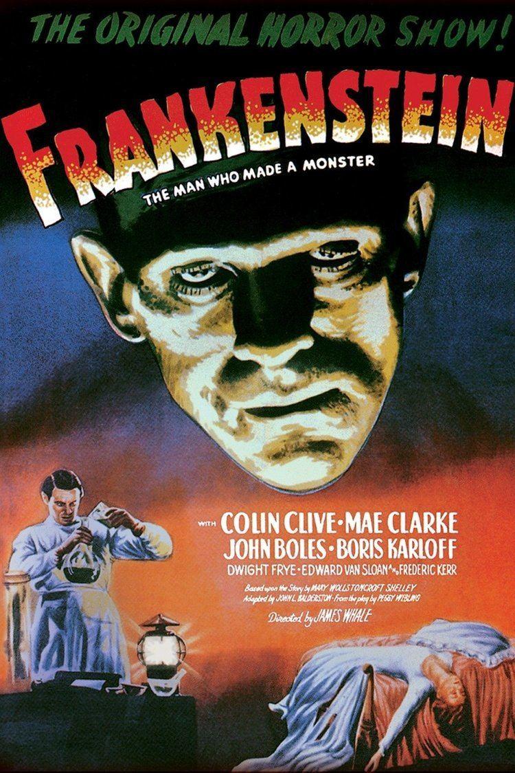 Frankenstein (1931 film) wwwgstaticcomtvthumbmovieposters5448p5448p