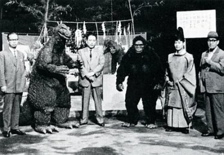 Frankenstein Conquers the World movie scenes  later appearances in other Toho films one in the alternate ending to Frankenstein Conquers the World a k a Frankenstein vs Baragon 1965 and the other