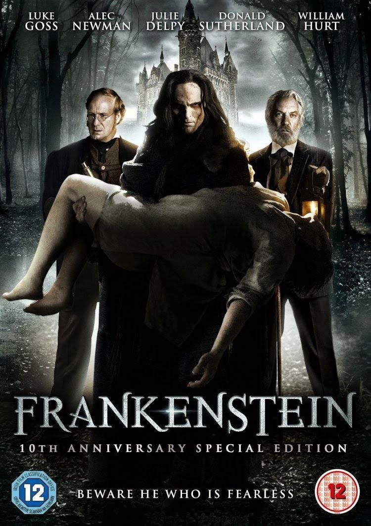 Frankenstein (miniseries) Realm of Horror News and Blog Frankenstein Mini Series 10th