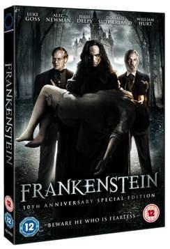 Frankenstein (miniseries) Frankenstein 2004 miniseries Filmuforia
