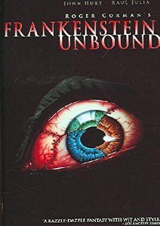 Frankenstein Unbound Amazoncom Frankenstein Unbound John Hurt Raul Julia Nick