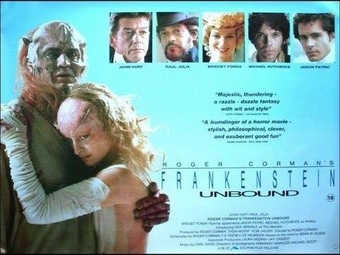 Frankenstein Unbound Frankenstein Unbound Trailer YouTube