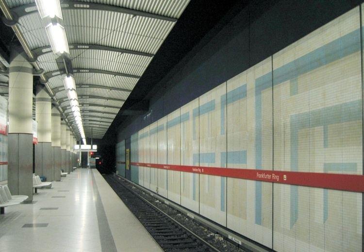 Frankfurter Ring (Munich U-Bahn)