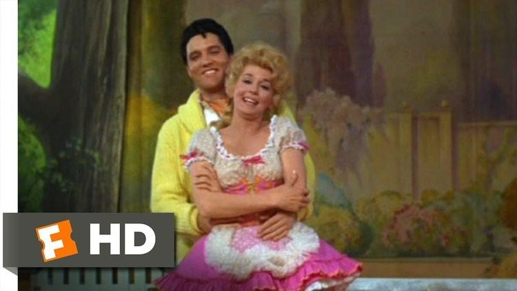 Frankie and Johnny (1966 film) Frankie and Johnny 112 Movie CLIP Petunia the Gardeners