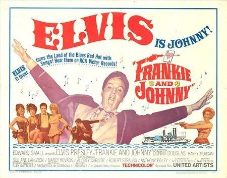 Frankie and Johnny (1966 film) Scotty Moore Harmony Stella Tenor