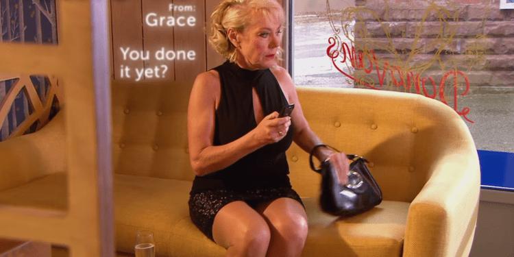 Frankie Osborne Hollyoaks spoilers Frankie Osborne threatens Esther and Kim39s