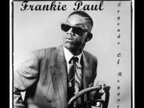 Frankie Paul Frankie paul close to you YouTube
