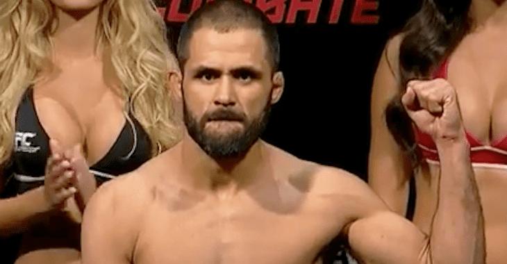 Frankie Saenz UFC FN 61 Results Saenz Upsets Alcantara with Decision