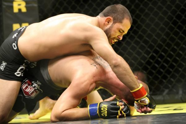 Frankie Saenz Tyler Bialecki MMA Stats Pictures News Videos