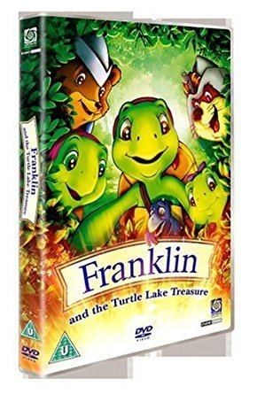 Franklin and the Turtle Lake Treasure Franklin The Turtle Lake Treasure DVD Amazoncouk Dominique