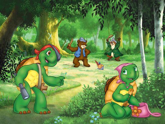 Franklin and the Turtle Lake Treasure Nelvanacom Shows Franklin and the Turtle Lake Treasure