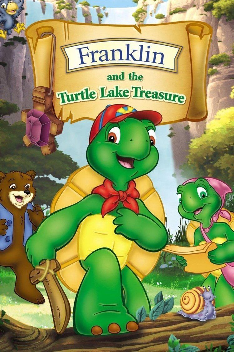 Franklin and the Turtle Lake Treasure wwwgstaticcomtvthumbmovieposters165737p1657