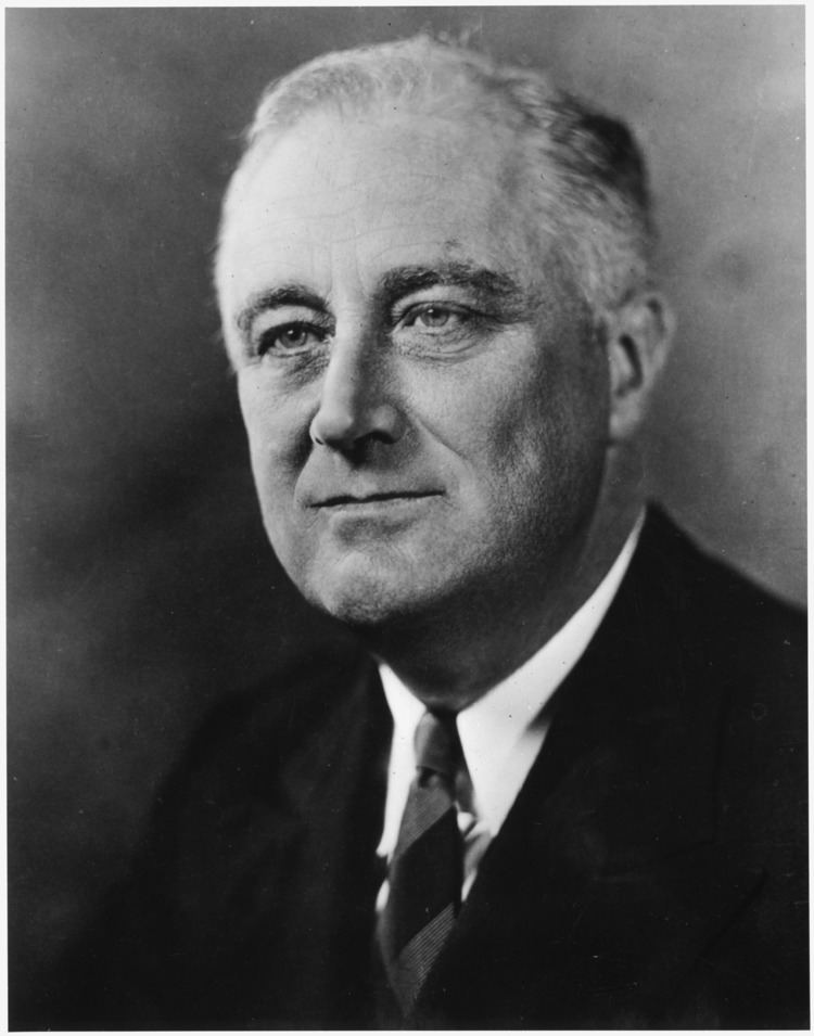 Franklin D. Roosevelt List of Presidents of the United States Wikipedia the