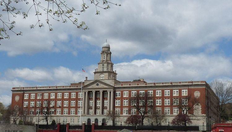 Franklin K. Lane High School