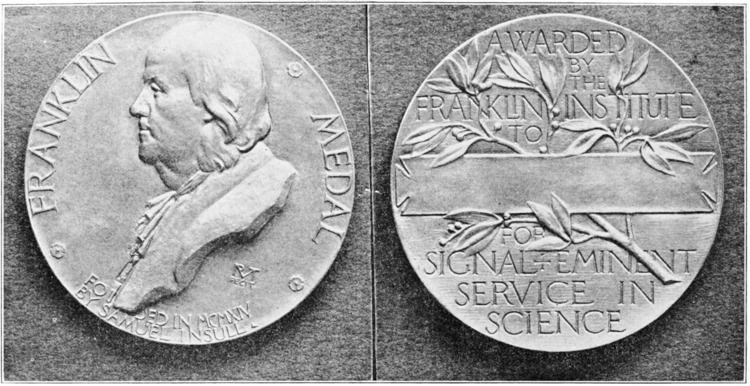 Franklin Medal